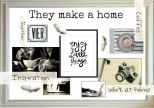 They make a home