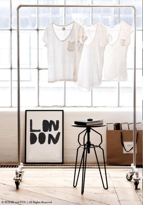 Bodie and Fou - Londen print