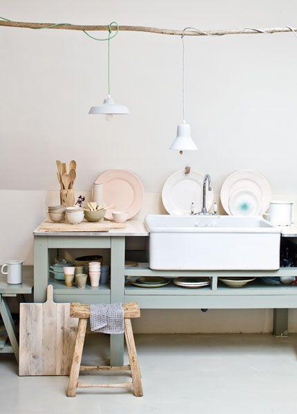 Burosannies - Trendkleur keuken ...